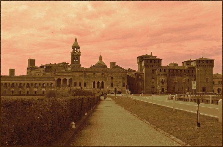 Architecture Italy Italia Mantova