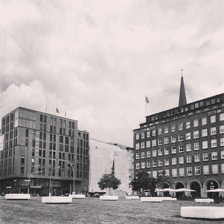Domplatz Hamburg
