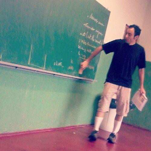 Professor Meia Nas Canelas ! Filosofía Teacher Professor Aula School Escola Colegio zuera