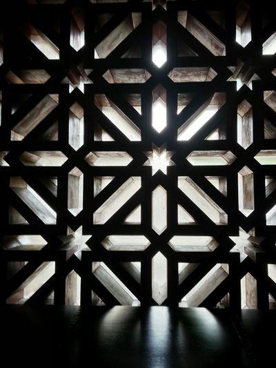 a detail Dark Light