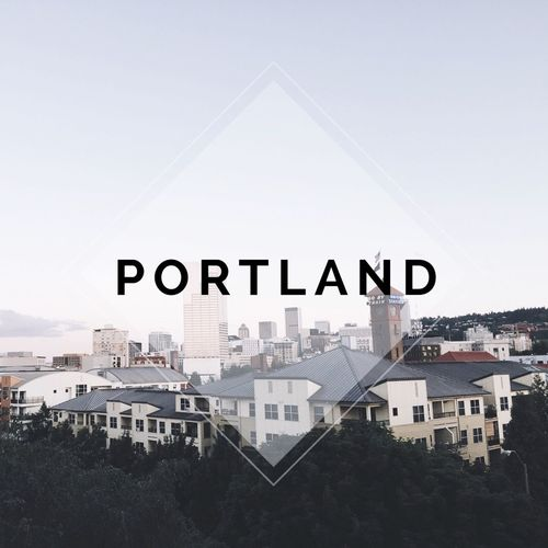 Portland Architecture City Building Exterior Built Structure Text Communication Western Script Residential Structure Cityscape Residential District Day City Life Outdoors No People Commercial Sign