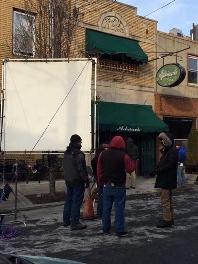 Filming the new ROCKY movie in South Philly YoRocky EyeEm Best Shots ATouristInMyOwnCity TheSidewalksOfTheCity