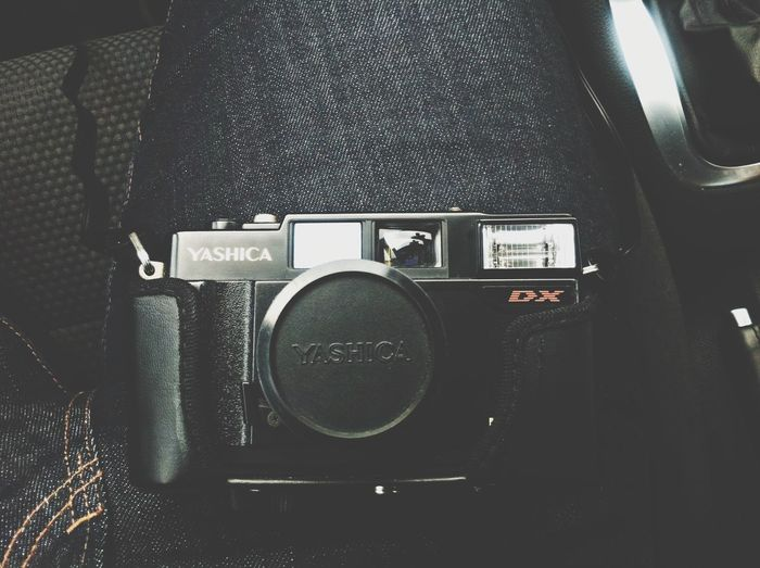 Filmcamera Yashica 35mm Film