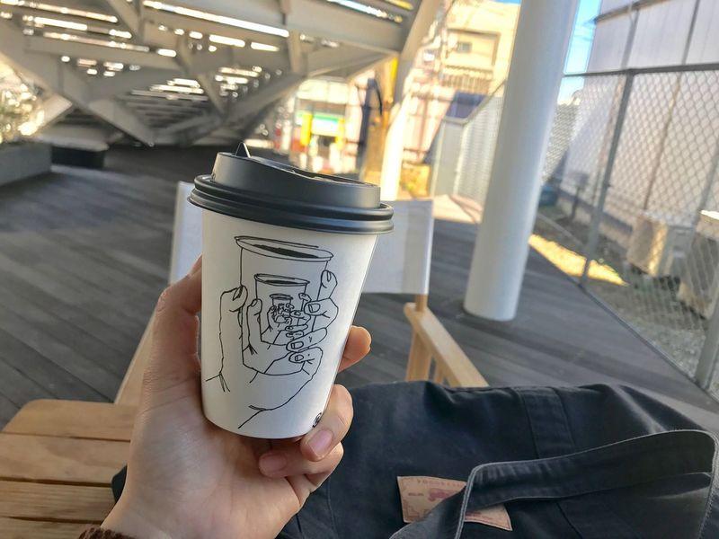 Lakagu Kagurazaka Tokyo,Japan Coffee Dayoff