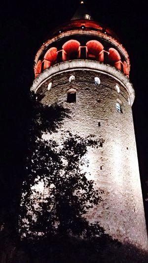 Galatatower Galata Tower Tower Galata Taksim Istanbul