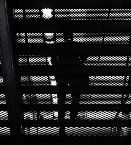 - One step at a time Eye4photography  eyeemphoto EyeEm Gallery Travcimages Streetphoto_bw Streetphotography Bnw_life Bnw_society Bnw_captures Bnw_collection Pattern Metal Full Frame Indoors  No People Backgrounds Close-up The Street Photographer - 2018 EyeEm Awards