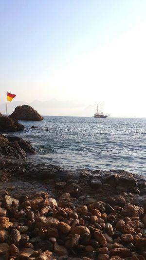 Antalya Kaleiçi Mermerliplajı Mermerlibeach 06.08.14