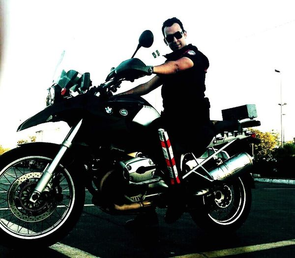 BMW GS 1200 Motosiklet Motorcycle Yunus Polis Dolphins Police Tarz Istanbul 4 Teker Bedeni 2 Teker Ruhu  Taşır Hayat Bu 🇹🇷 🇹🇷turkey First Eyeem Photo