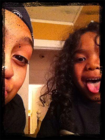 Lil Bro & Me