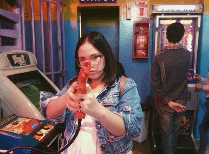 day game Pistol Deadgirl First Eyeem Photo