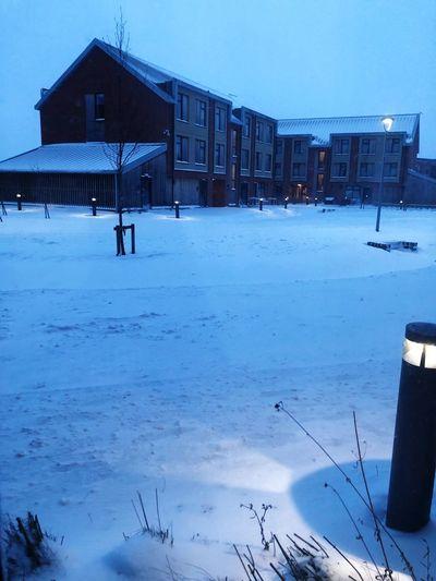 Snow Winter Cold Temperature Architecture Built Structure Building Exterior Weather