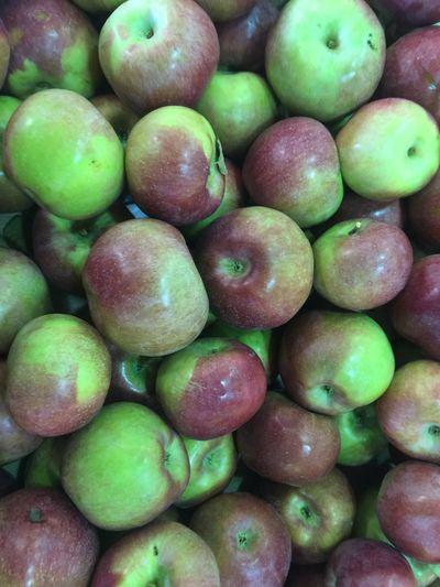 Apples Fall Delicious Fresh Produce Yummy