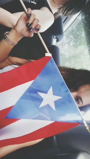 Boricua as ever ♡ Puerto Rico Puertorican Papis Reppin' Chicago
