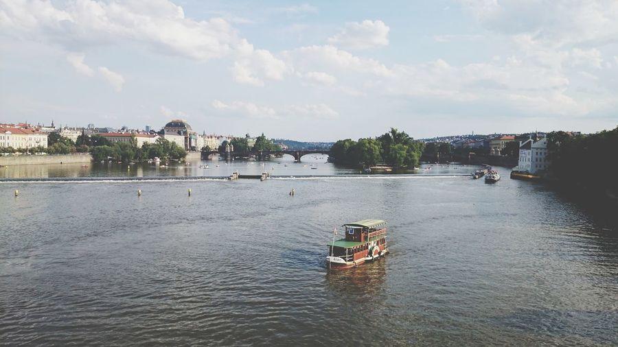 River Boat Travel Destinations
