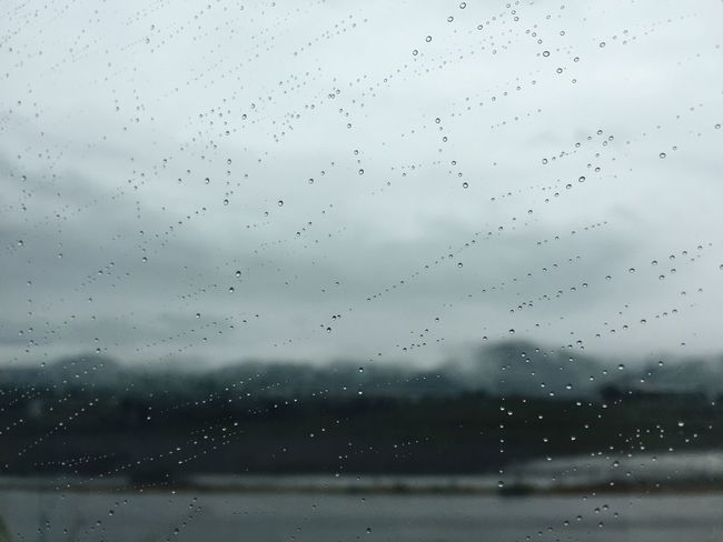 Window No People Rain Outdoors Sky Beauty In Nature Shizuoka Japan Bus Traveling Lonely Mountain One The Way