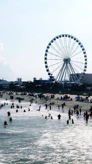 Myrtle Beach Check This Out Hello World Enjoying Life #by The Beach #have Fun