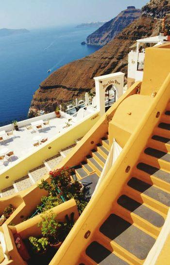 The Architect - 2016 EyeEm Awards Santorini Island Santorini, Greece Architecture_collection