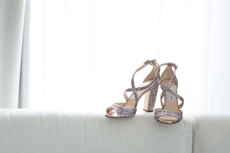 Jimmychoo Wedding Shoes Heels High Heels Jimmy Choo Sparkly Shoes  Glitter