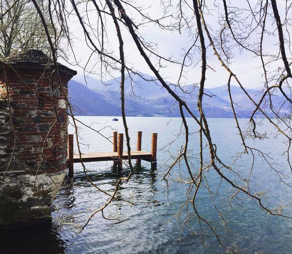 Isola Orta  Sangiulio Lake Lago Cogli L'Attimo