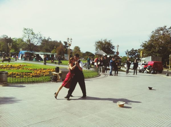 Tango Recoleta Buenos Aires Tango