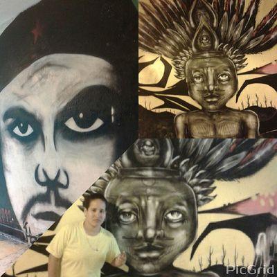 @picgrid_rc Picgrid Viva a Arte !!! Viva a arte de rua !!!!