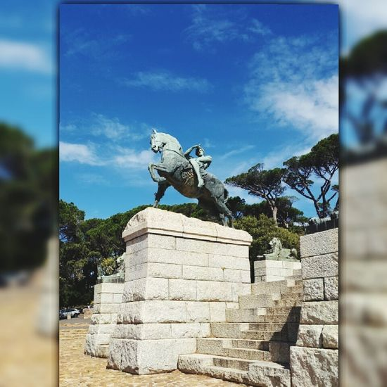 Jpdesignsphotography Jodyvford Cape Town Statue Historical