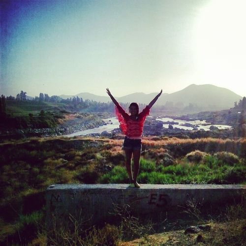 Relaxing Topmodel  Hi! Taking Photos Feliz (:
