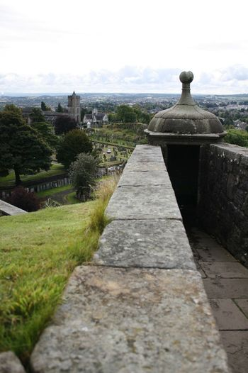 Architecture Cloud - Sky No People Roof Stirling Castle Lovely View Exploring