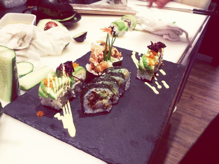 Lunch Sushi