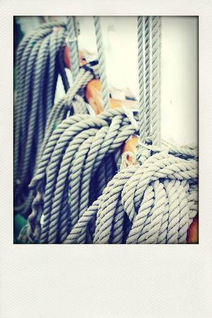 Ready to sail off Ship Sailing