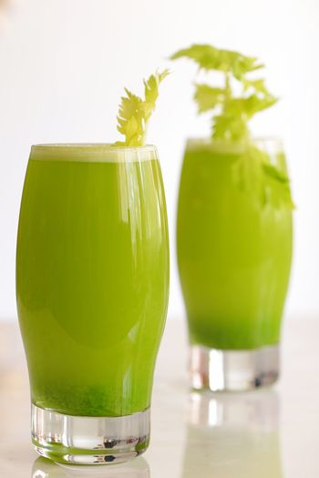 Detox Celery Leaf Celery Celery Juice Green Juice Food And Drink Glass Food Drinking Glass Drink Household Equipment Freshness Refreshment Healthy Eating Fruit Green Color Wellbeing Still Life Leaf Lime