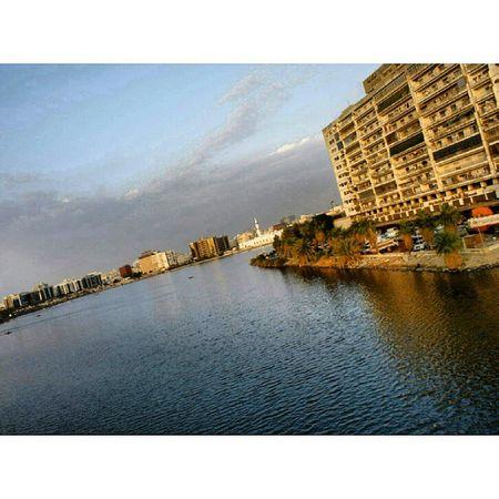 Lake at Albalad Al_balad . Jeddah saudi_arabia saudiarabia. Taken by my sonyalpha dslr A200. بحيرة البلد جدة السعودية
