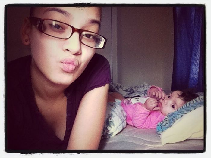 Me and my babygirl :)