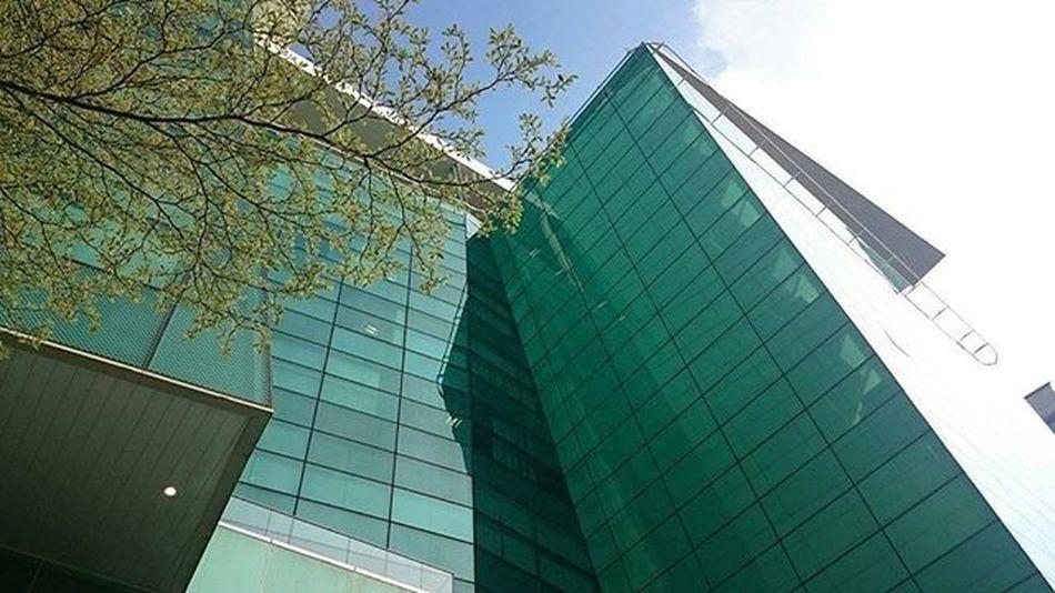 Hijau. One step to the future. Green Architecture Hightlights Sunlight Wednesday Putrajaya Tree Future Instagram Instadaily Malaysia Putrajaya