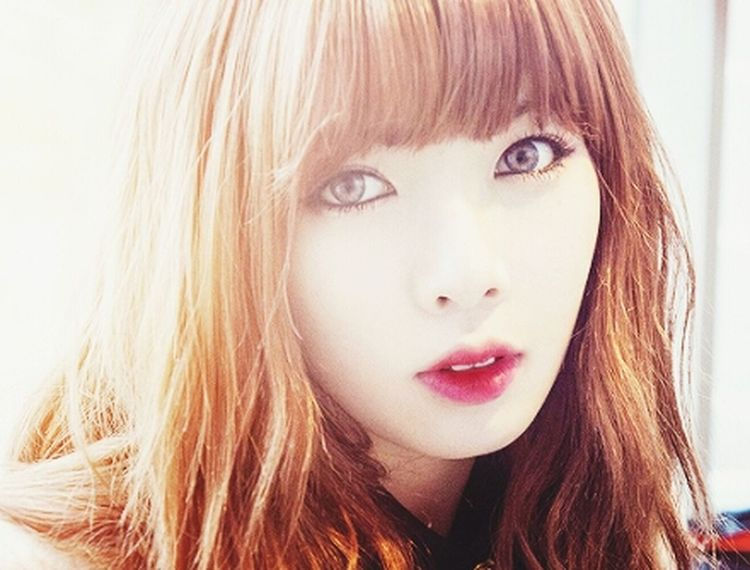 Hyuna 4minute Perfect Eyes Kpop