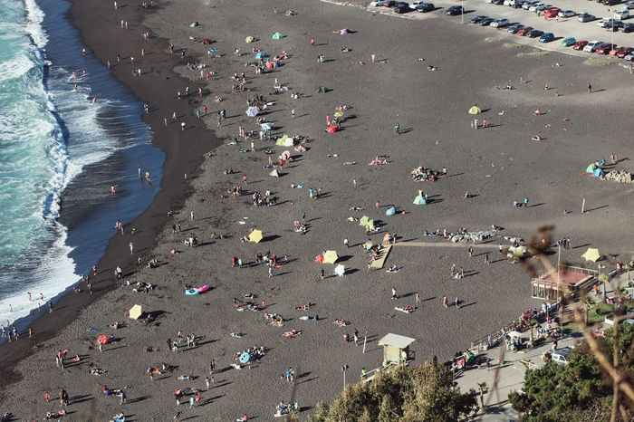 Beach Water Day Constitución, Chile Photooftheday