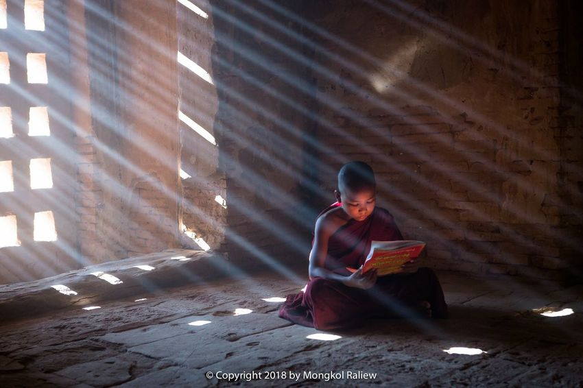 Myanmar Culture Myanmar Myanmar One Person Wireless Technology Computer Architecture Communication Sitting Laptop Sunlight Lifestyles Young Adult Adult Full Length Connection Casual Clothing Real People