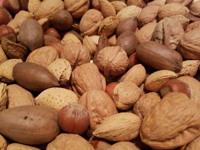 Chestnut Nut - Food Food And Drink Nutshell Food Healthy Eating Walnut Hazelnut Abundance Freshness