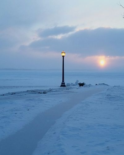 Edge of the world Winter Snow ❄ Lake View Hello World Randomness Enjoying Life From My Point Of View Taking Photos