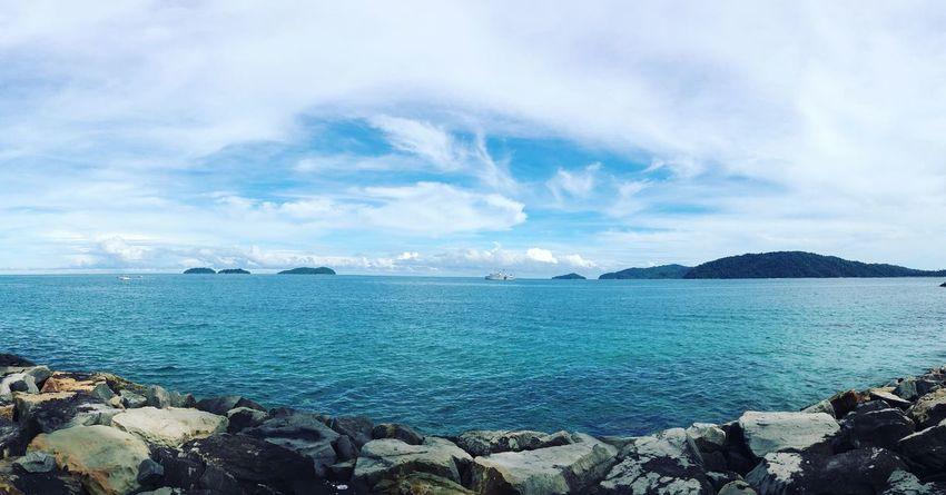 Kota Kinabalu Sabah Sea Sea And Sky Seaside Check This Out Travel Summer