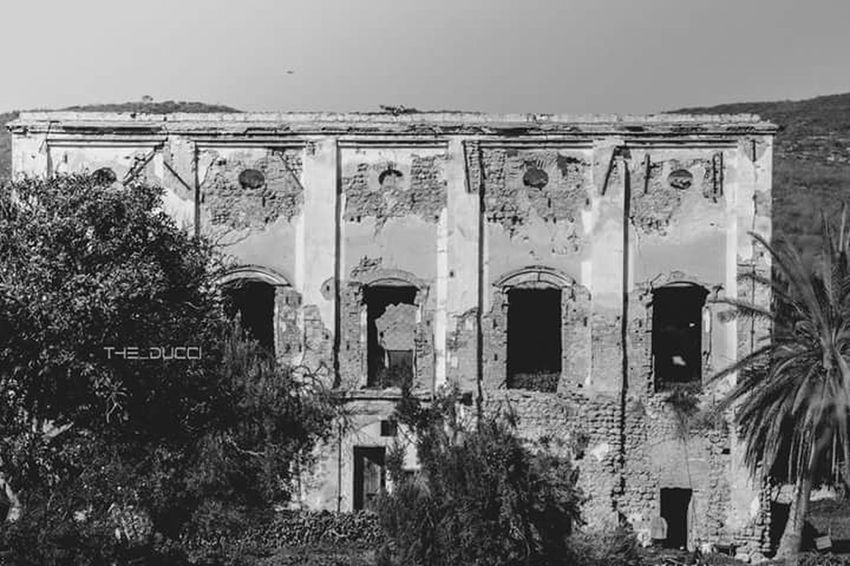 #photography #bnw Sky Ghost Town Ruined Civilization