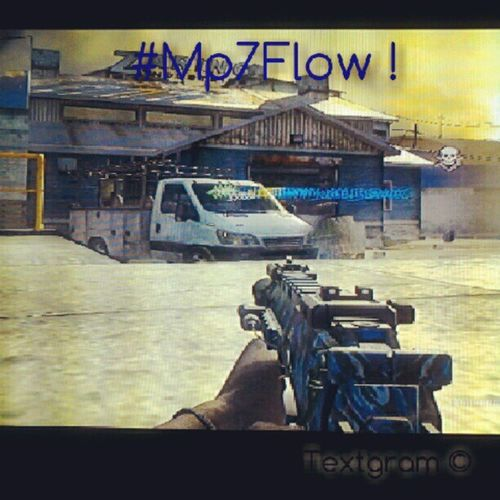 #Mw3 #Ps3 #Mp7Flow Mw3 Ps3 Mp7flow