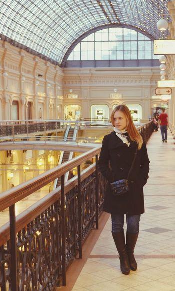 ГУМкрасная площадь] Гум Москва