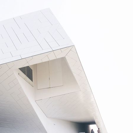The Architect - 2015 EyeEm Awards Eyemuseum Amsterdam Netherlands White Sky Architecture Thecoloroftechnology