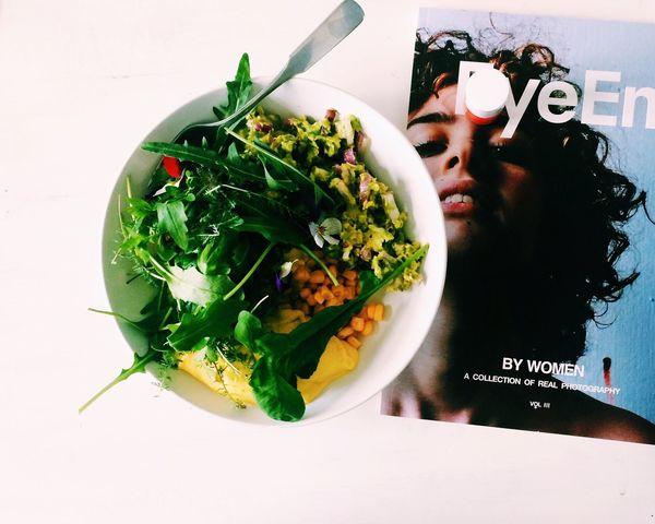 Getting girly with Flower Salad , Nailpolish and Eyeem Magazine Vol.iii EyeEm Magazine