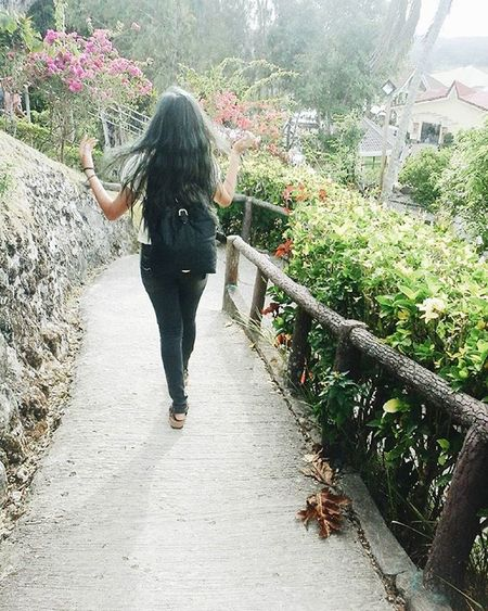 Walk attempt 1 . . . . . . Vscocam VSCOPH VSCO Greenhair Mermaidhair The Great Outdoors With Adobe Let Your Hair Down