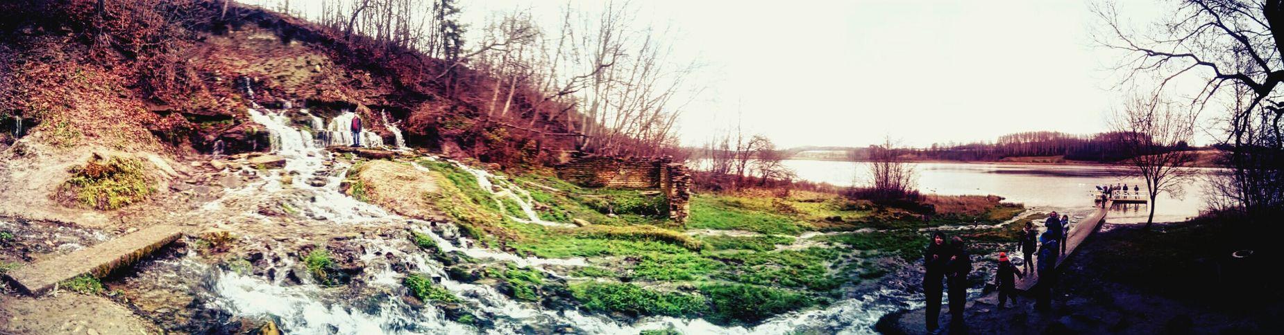 Slovenian springs Spring Waterfall Izborsk