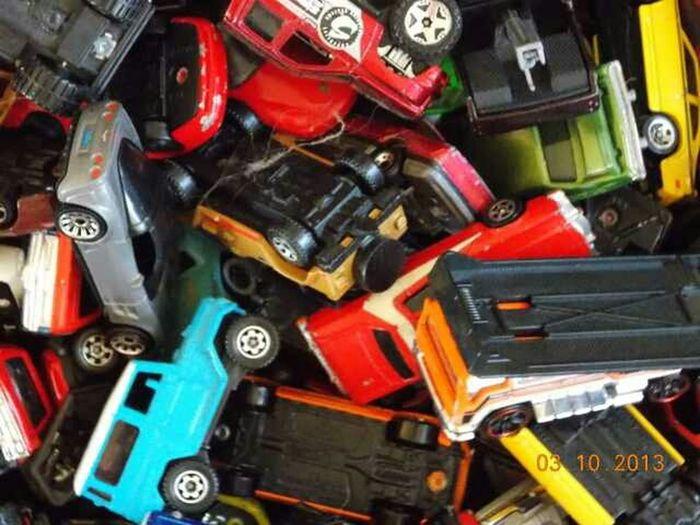 Toys The Press - Treasure Nikon L810 Toys In The Attic