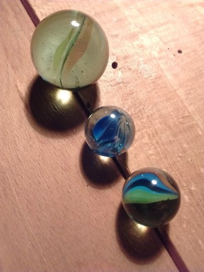 Canicas. Sphere Marbles Indoors  Close-up No People Planet Earth Day Canicas Marbles ♡ Canica
