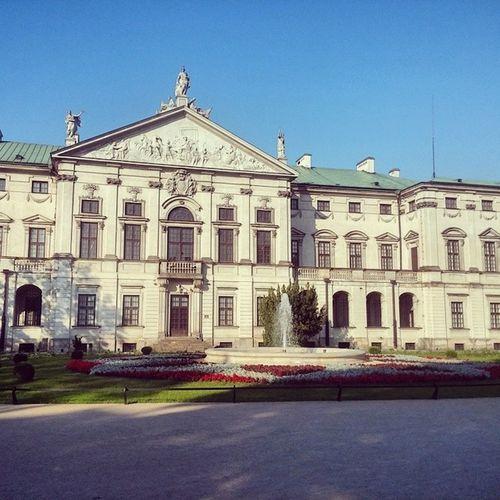 Warszawa  Polska OgródKrasińskich